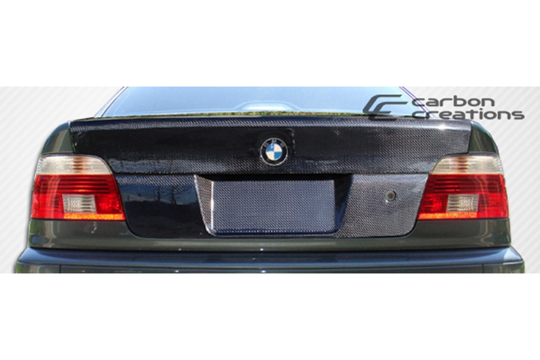 2003 BMW 5-Series Carbon Creations Trunk / Hatch