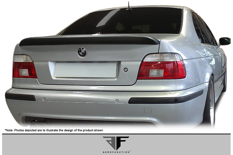 1997 BMW 5-Series Aero Function AF-1 Spoiler