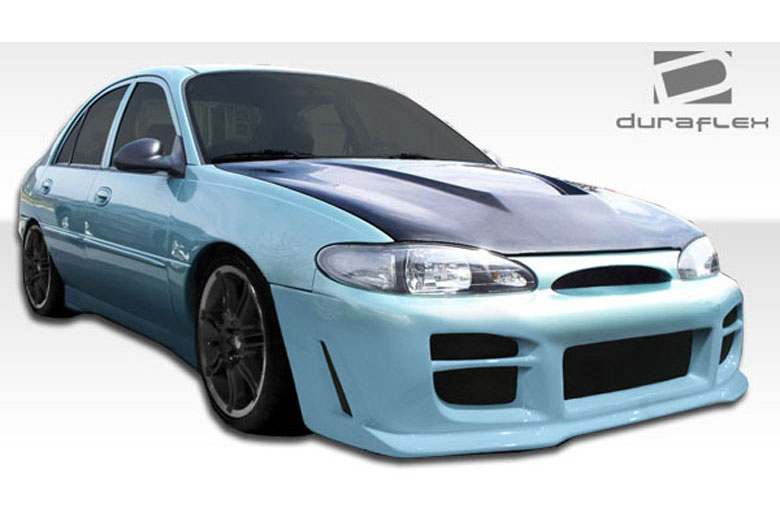 1997 Ford Escort Duraflex R34 Body Kit