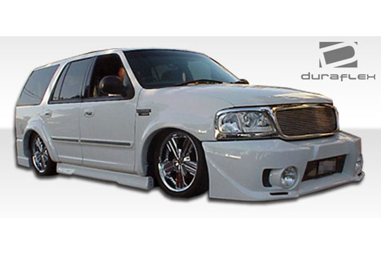1998 Ford F-150 Duraflex Evo 5 Body Kit