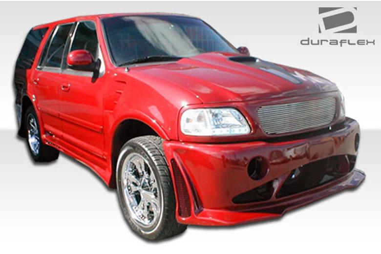 2001 Ford Expedition Duraflex Platinum Body Kit