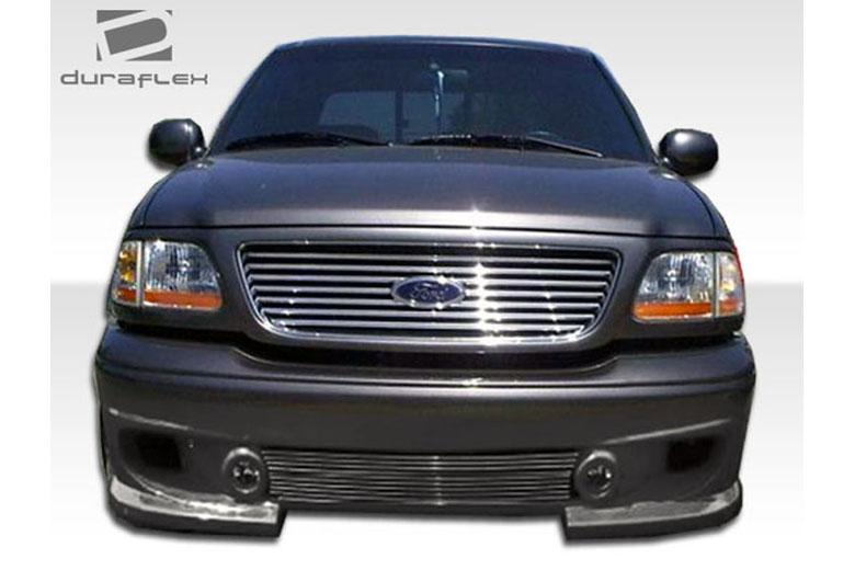 2001 Ford Expedition Duraflex Phantom Bumper (Front)