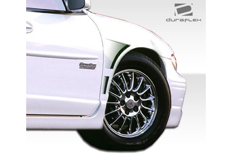 2002 Pontiac Grand Prix Duraflex GT Concept Fender