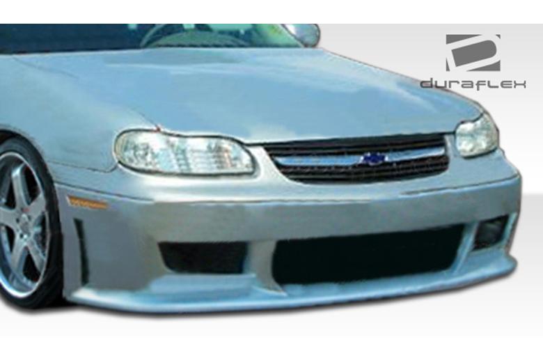 2001 Chevrolet Malibu Duraflex Piranha Bumper (Front)