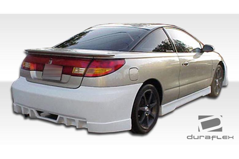 1998 Saturn SC2 Duraflex Evo 5 Bumper (Rear)