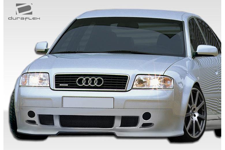 1998 Audi A6 Duraflex Type A Front Lip (Add On)