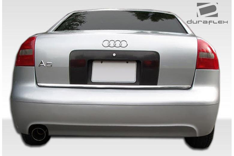 1998 Audi A6 Duraflex Type A Rear Lip (Add On)