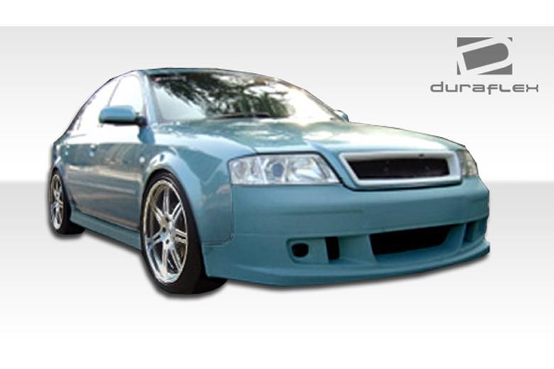 2002 Audi S6 Duraflex VIP Bumper (Front)