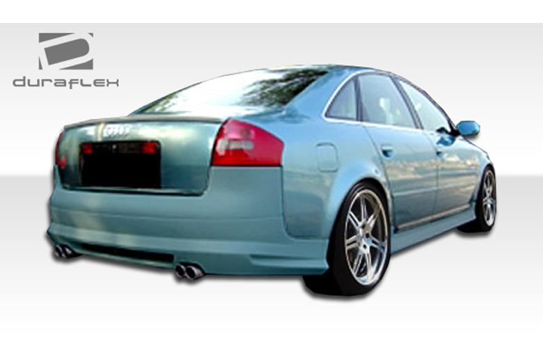 2002 Audi S6 Duraflex VIP Bumper (Rear)
