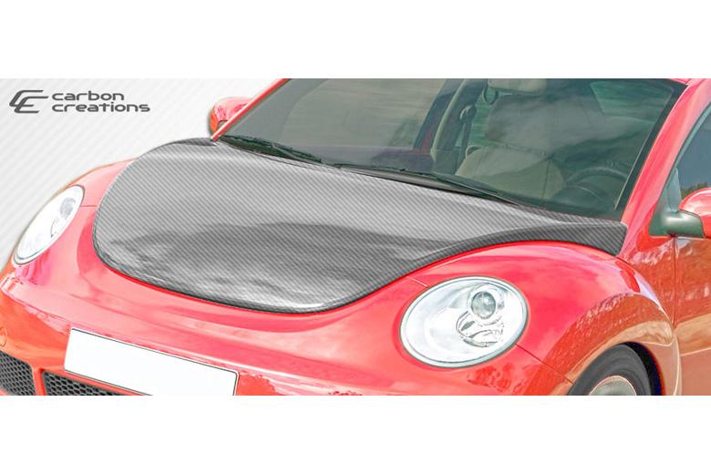 2004 Volkswagen Beetle Carbon Creations Hood