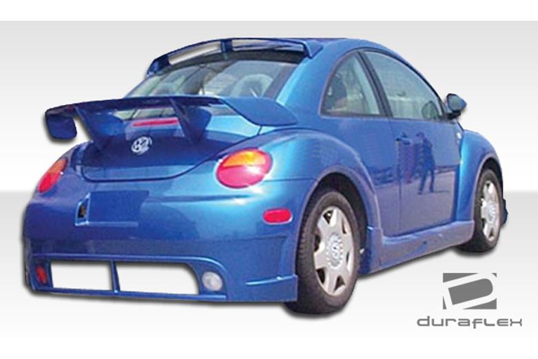 2004 Volkswagen Beetle Duraflex Buddy Bumper (Rear)