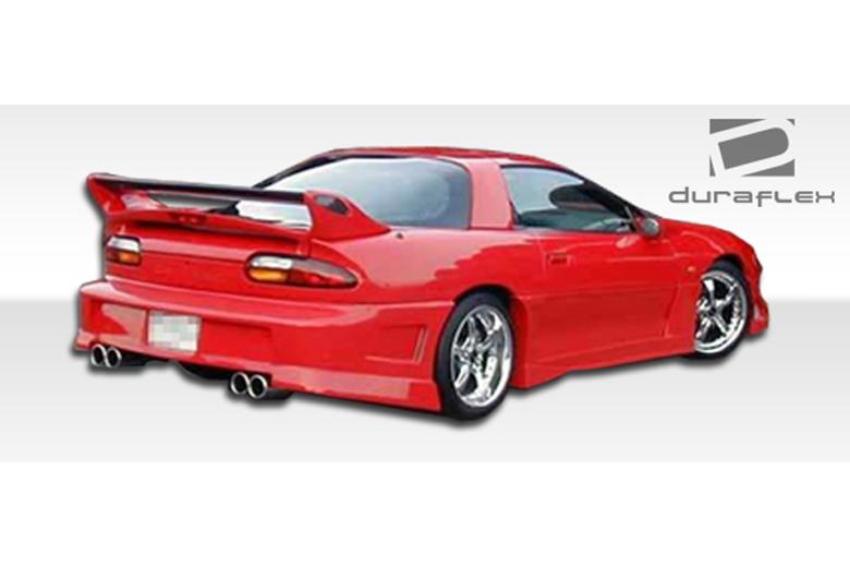 2001 Chevrolet Camaro Duraflex Venice Bumper (Rear)