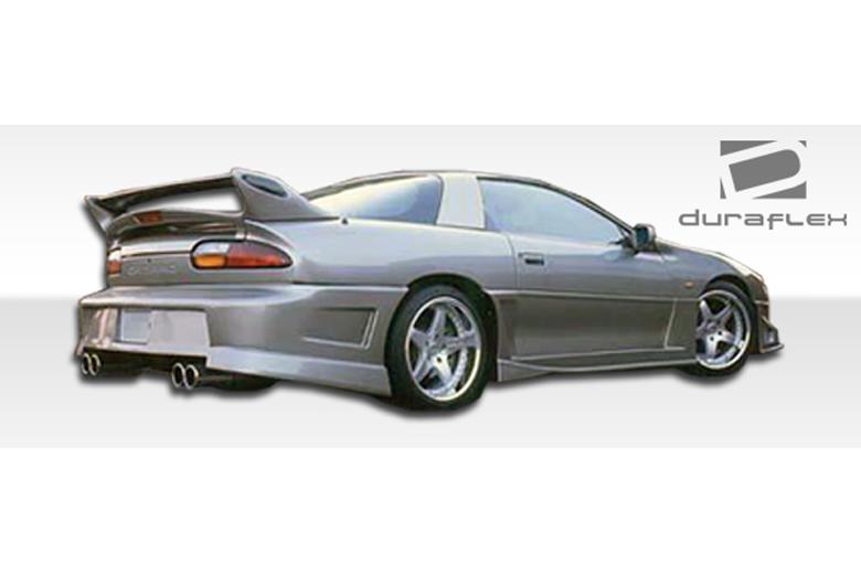 2002 Chevrolet Camaro Duraflex Venice Sideskirts