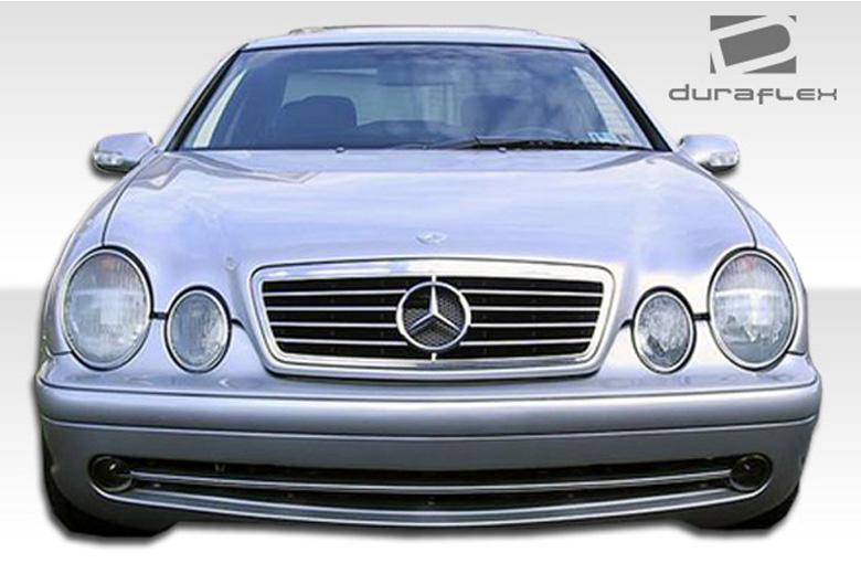 1998 Mercedes CLK-Class Duraflex AMG Look Bumper (Front)