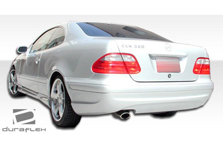 1998 Mercedes CLK-Class Duraflex AMG Look Bumper (Rear)