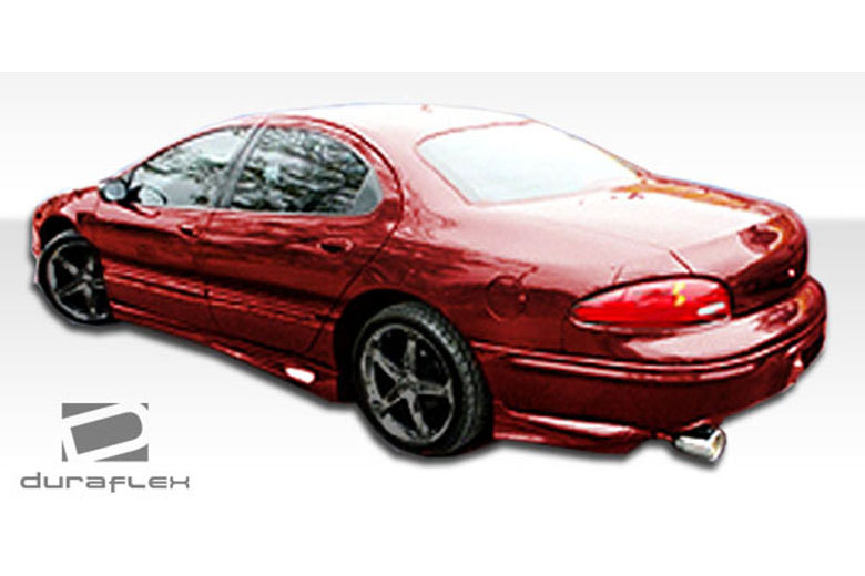 1999 Chrysler Concorde Duraflex VIP Rear Lip (Add On)