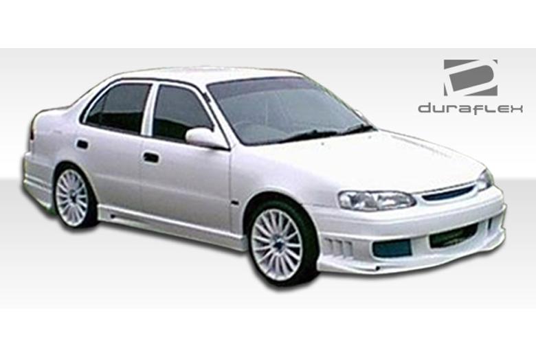 1998 Toyota Corolla Duraflex Bomber Body Kit