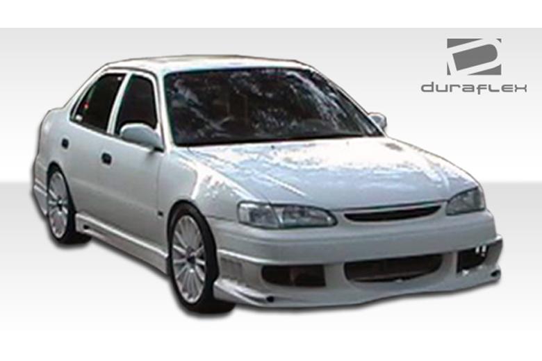 1998 Toyota Corolla Duraflex Bomber Bumper (Front)