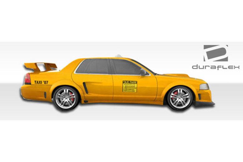 1999 Ford Crown Victoria Duraflex GT Concept Sideskirts