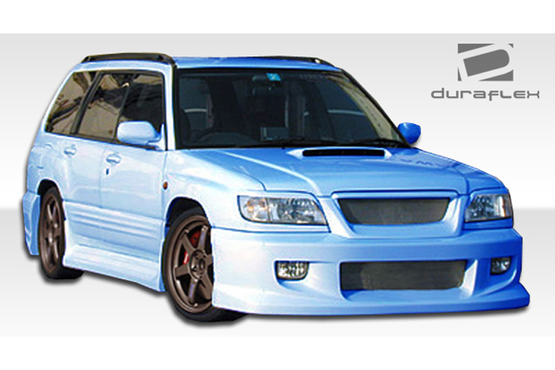 1999 Subaru Forester Duraflex L-Sport Body Kit