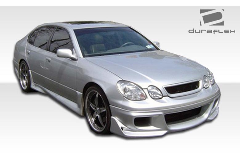2000 Lexus GS Duraflex Cyber Body Kit