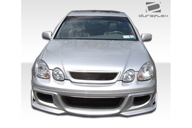 2000 Lexus GS Duraflex Cyber Bumper (Front)