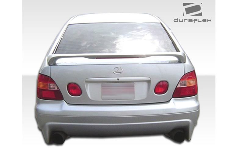 2000 Lexus GS Duraflex Cyber Bumper (Rear)