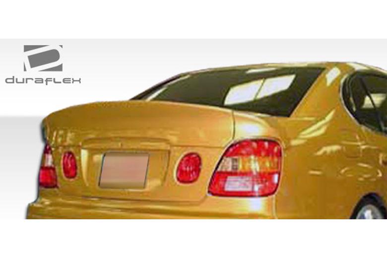 1999 Lexus GS Duraflex Xplosion Spoiler