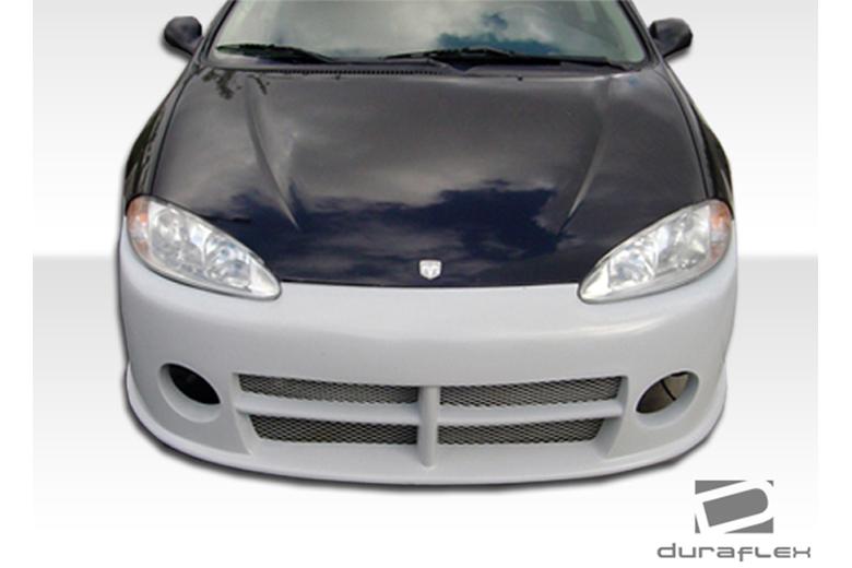 2000 Dodge Intrepid Duraflex Viper Bumper (Front)