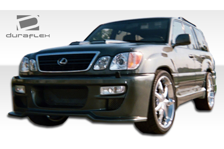 2002 Lexus LX Duraflex Platinum Body Kit