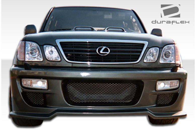 2004 Lexus LX Duraflex Platinum Bumper (Front)