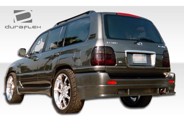 2005 Lexus LX Duraflex Platinum Bumper (Rear)