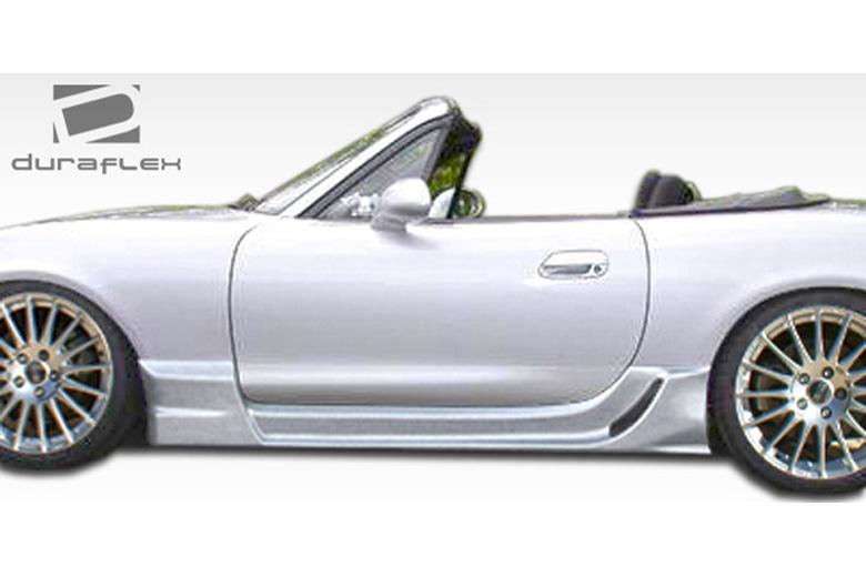 2004 Mazda Miata Duraflex Wizdom Sideskirts
