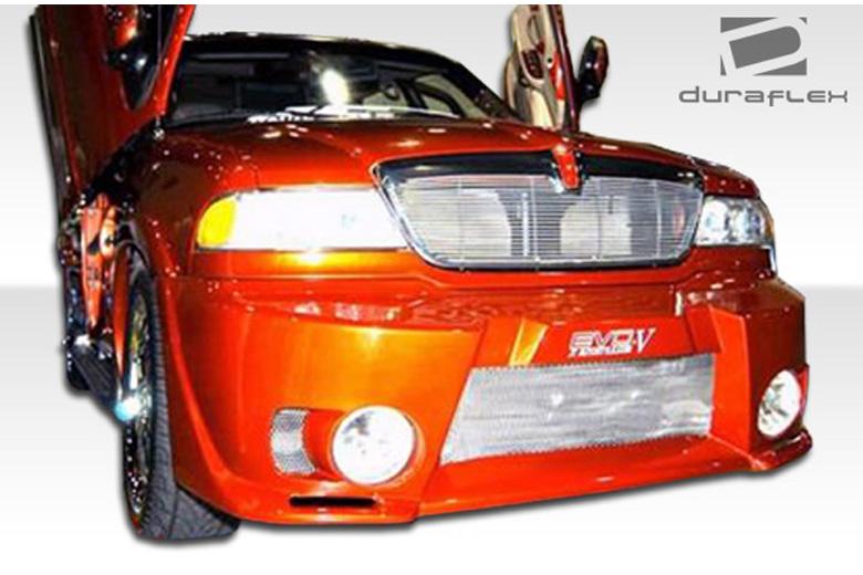 2002 Lincoln Navigator Duraflex Evo 5 Bumper (Front)