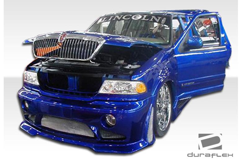 2002 Lincoln Navigator Duraflex Platinum Bumper (Front)