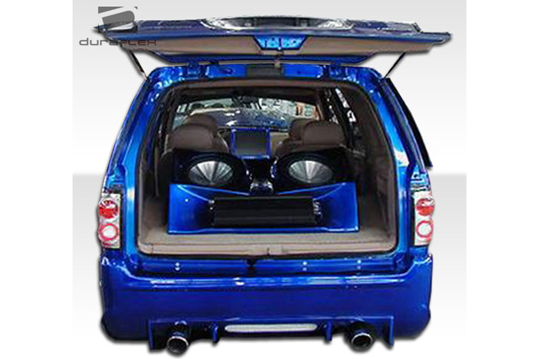 2002 Lincoln Navigator Duraflex Platinum Bumper (Rear)
