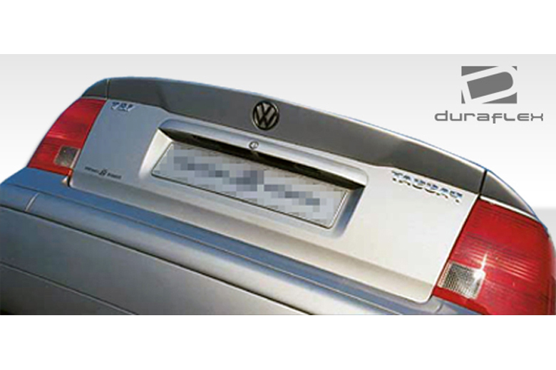 2001 Volkswagen Passat Duraflex Flush Mount Spoiler