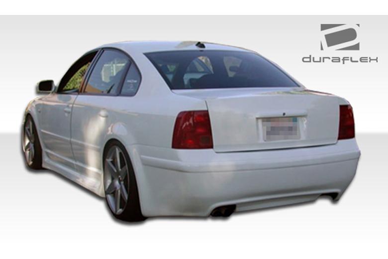 1999 Volkswagen Passat Duraflex RS Look Bumper (Rear)