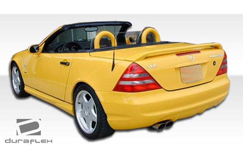 1999 Mercedes SLK-Class Duraflex AMG Look Bumper (Rear)
