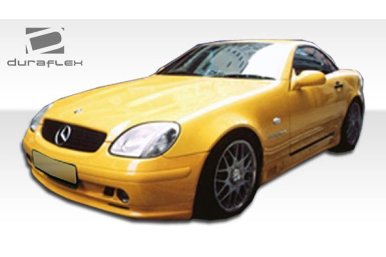 1999 Mercedes SLK-Class Duraflex LR-S Bumper (Front)