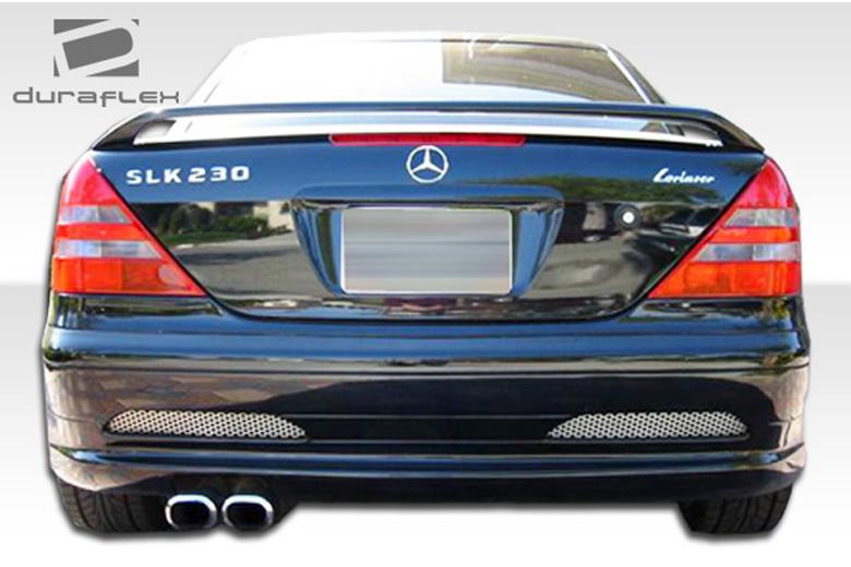 1999 Mercedes SLK-Class Duraflex LR-S Bumper (Rear)