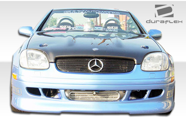 1999 Mercedes SLK-Class Duraflex R-1 Front Lip (Add On)