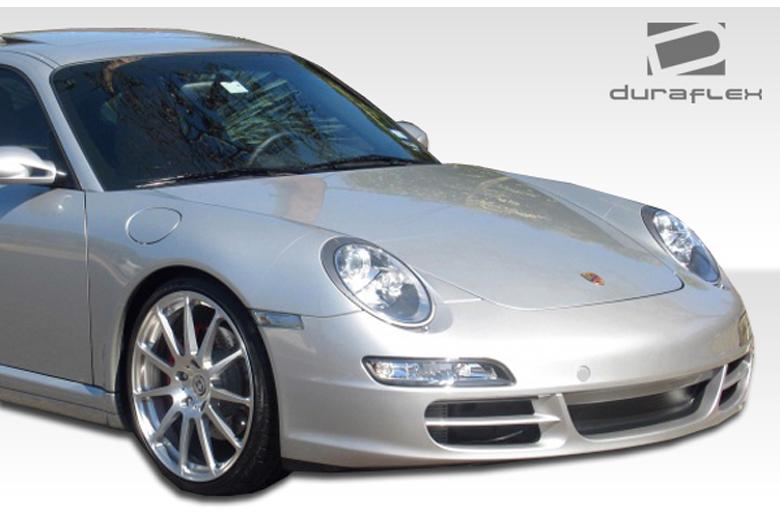 2002 Porsche 911 Duraflex Carrera Conversion Body Kit