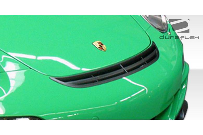 2002 Porsche Boxster Duraflex GT-3 Grill