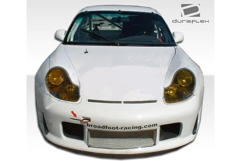 2001 Porsche 911 Duraflex GT3-R Bumper (Front)