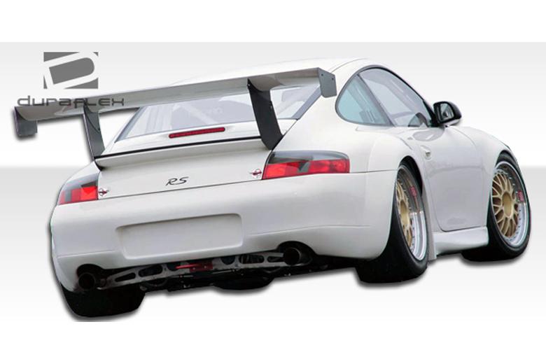 2001 Porsche 911 Duraflex GT3-R Bumper (Rear)