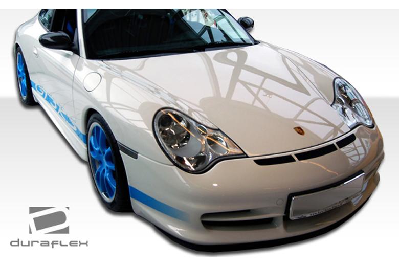 duraflex porsche 911 2002 2004 gt 3 body kit. Black Bedroom Furniture Sets. Home Design Ideas