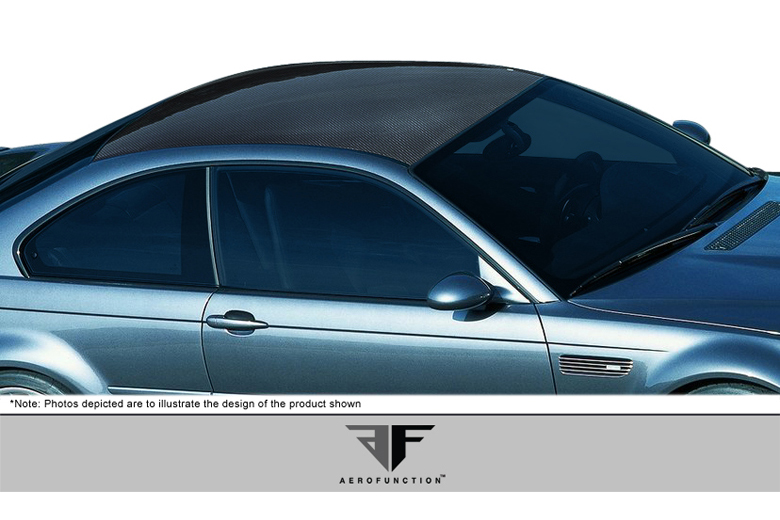 2004 BMW 3-Series Aero Function AF-1 Hard Top