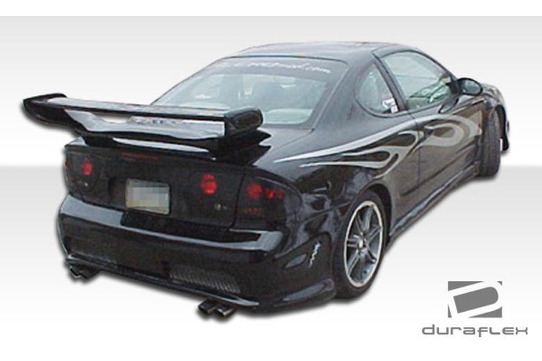 2000 Oldsmobile Alero Duraflex Kombat Bumper (Rear)