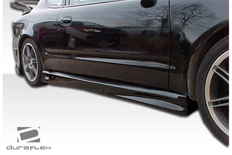2000 Oldsmobile Alero Duraflex Kombat Sideskirts